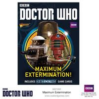 Doctor Who: Maximum Extermination!