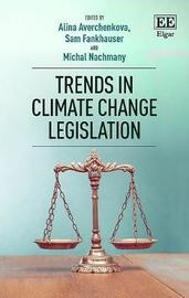 Trends in Climate Change Legislation image