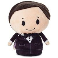 "itty bittys: Bruce Wayne/Batman (Doublesided) - 4"" Plush"