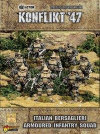 Konflikt 47: Italian Bersaglieri Armoured Infantry Squad