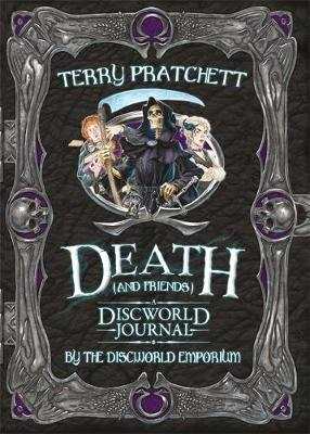 Death and Friends, A Discworld Journal by Terry Pratchett image