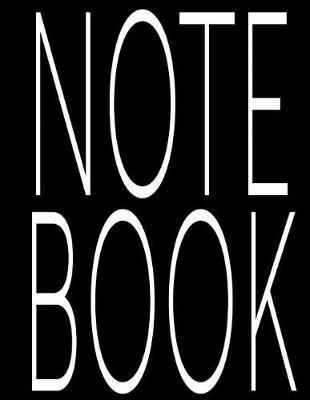 Notebook by Anne Marie Baugh
