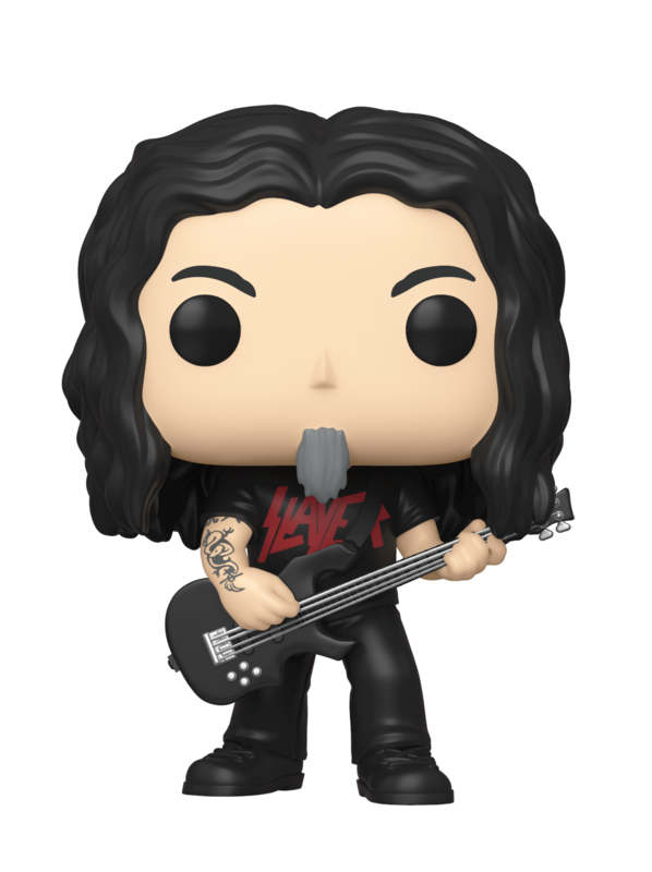 Slayer: Tom Araya - Pop! Vinyl Figure