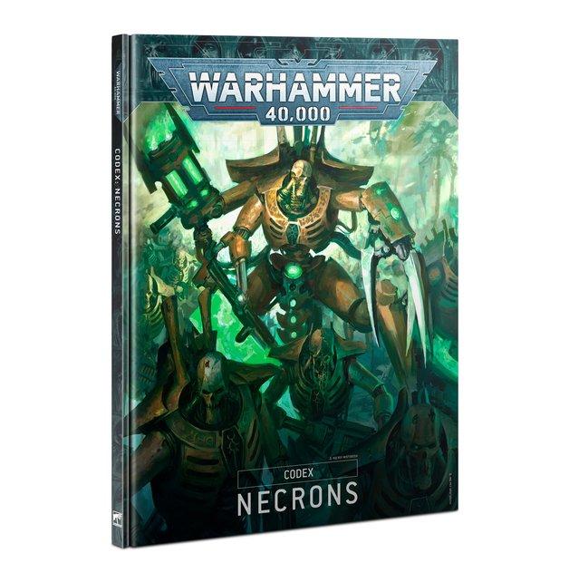 Warhammer 40,000 Codex: Necrons (2020)