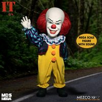 "It (1990): Pennywise - 15"" Mega Scale Talking Figure"