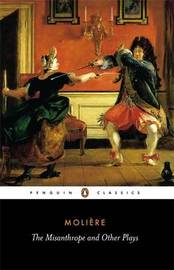 The Misanthrope and Other Plays by . Moliere image