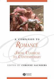 A Companion to Romance image