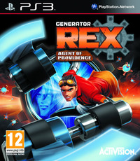 Generator Rex: Agent of Providence for PS3