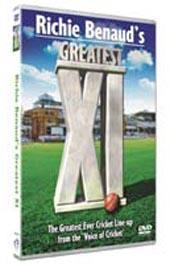 Richie Benaud's Greatest Xi on DVD