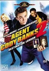Agent Cody Banks 2 - Destination London on DVD