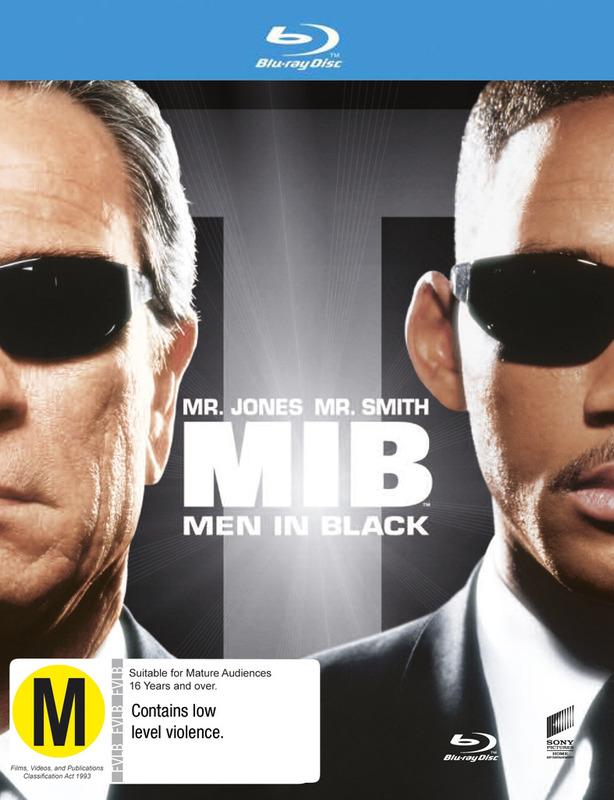 Men in Black (New Packaging) on Blu-ray