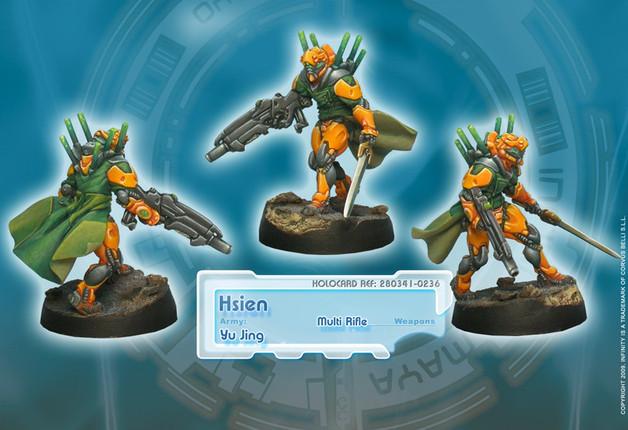 Hsien (Multi Rifle)