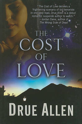 The Cost of Love by Drue Allen image