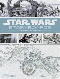 Star Wars Storyboards:Prequel Trilogy