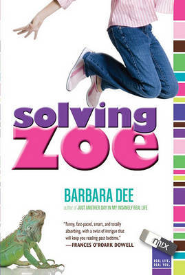 Solving Joe by Barbara Dee image