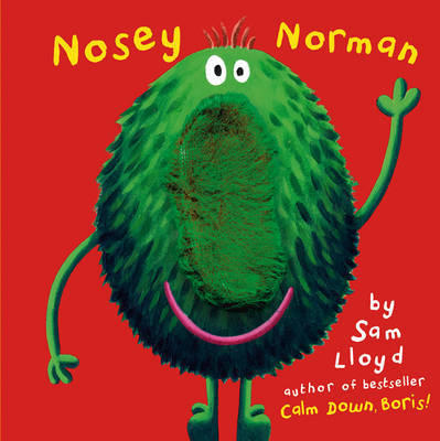 Nosey Norman by Sam Lloyd image