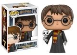 Harry Potter - Harry Potter (with Hedwig) Pop! Vinyl Figure