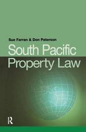 South Pacific Property Law by Sue Farran