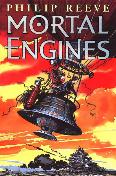 Mortal Engines by Philip Reeve image