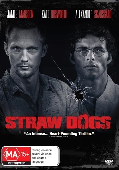 Straw Dogs on DVD