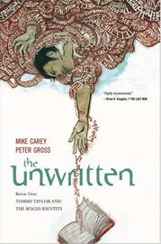 The The Unwritten: v. 1 by M. J. Carey image