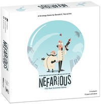 Nefarious - Board Game image