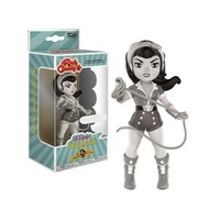 DC Bombshells - Wonder Woman (Black & White Ver.) Rock Candy Vinyl Figure