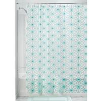 Geo Star Shower Curtain