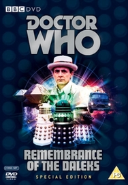 Doctor Who: Remembrance of the Daleks (Special Edition) on DVD
