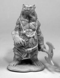 Dark Heaven: Bones - Werebear