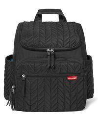 Skip Hop: Forma Pack & Go Backpack - Jet Black