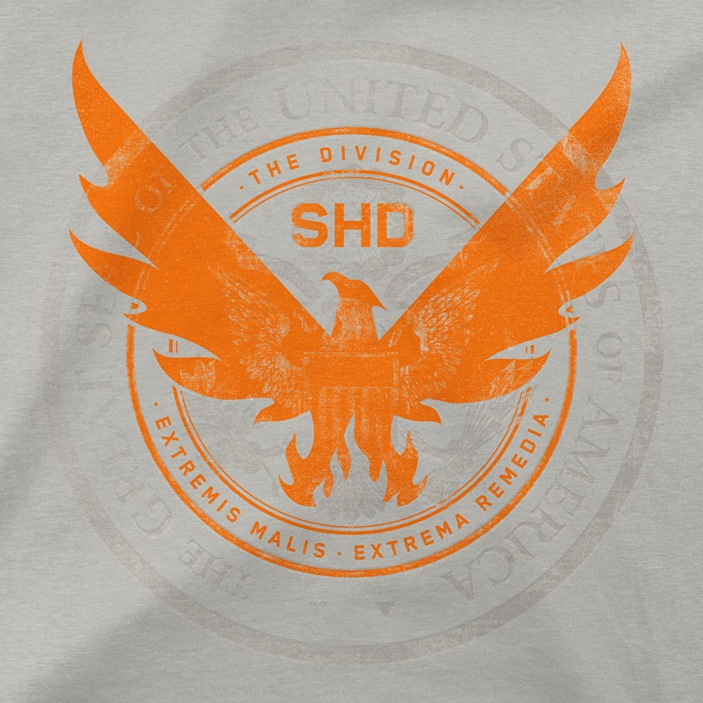 The Division 2 Seal Premium Tee, Silver (L) image
