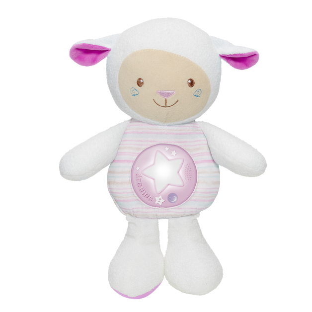 Chicco: Lullaby Sheep - Pink