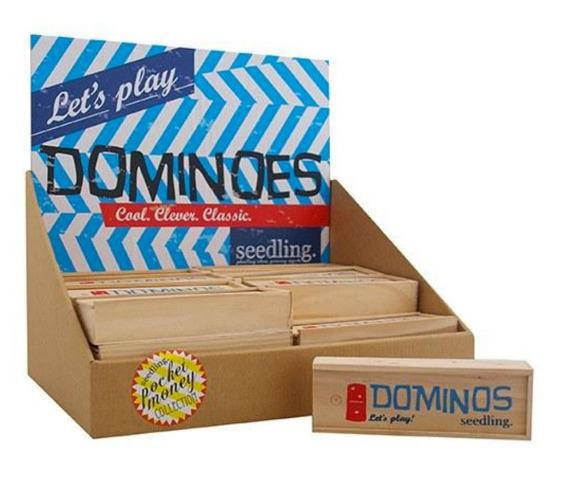 Seedling - Let's Play Dominoes