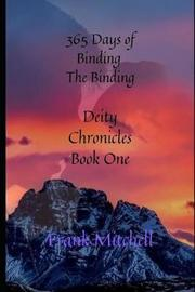 365 Days of Binding by Frank Michael Mitchell image
