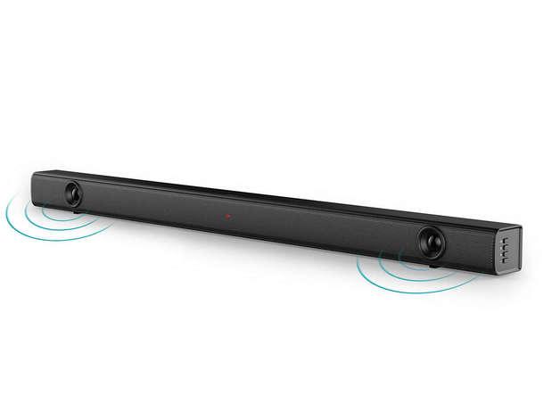 Philips: 2 Channel Soundbar