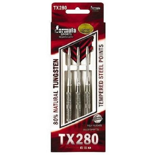 TX280 80% Tungsten Darts 22g