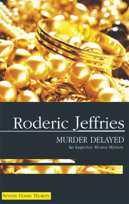 Murder Delayed by Roderic Jeffries image