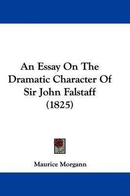 fallstaff friend of fatherfigu essay