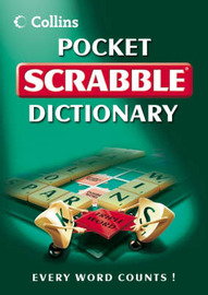 Collins Pocket Scrabble Dictionary image
