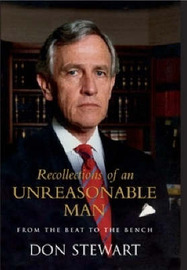 Recollections of an Unreasonable Man by Don Stewart image