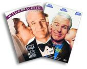 Father Of The Bride / Father Of The Bride II on DVD