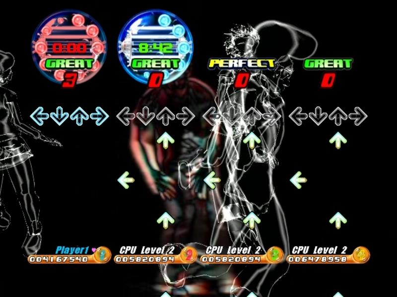 Dancing Stage Unleashed 3 screenshot