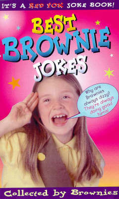 Best Brownie Joke Book