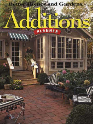 Additions Planner by Better Homes & Gardens