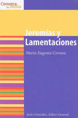 Jeremias y Lamentaciones by Maria Eugenia Cornou