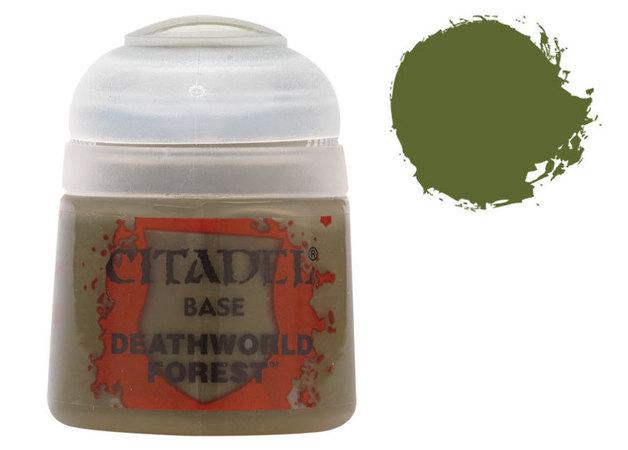 Citadel Base: Deathworld Forest