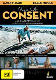 Age Of Consent on DVD