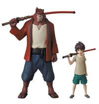 UDF: Kumatetsu & Kyuta Figure Set