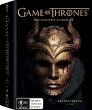 Game of Thrones - The Complete First, Second, Third, Fourth & Fifth Season Box Set DVD